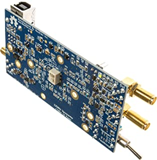 Ham It Up Plus Barebones - HF/MF/LF/VLF/ULF Upconverter w/TCXO & Separate Noise Source Circuit. Extends The Frequency Range of Your Favorite Radio Down to 300Hz. Made in USA.