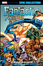 Fantastic Four Epic Collection: At War With Atlantis (Fantastic Four (1961-1996))