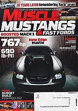 MUSCLE MUSTANGS & FAST FORDS Magazine (November, 2019) RACIN JASON, BUDGET BUILD PUSHROD 302