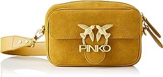 Pinko 1p21xr_y6je, LOVE BABY SQUARE SEVENTIES FL Donna, Taglia unica