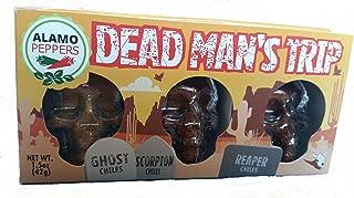 Alamo Peppers Dead Man's Trip - Hot Pepper Trio