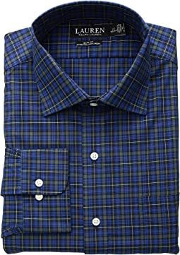 Non-Iron Slim Fit Stretch Holiday Dress Shirt