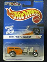 Hot Wheels Way 2 Fast - 1997 1st Editions #7 of 12 Vehicles Collector #514