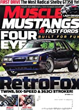 MUSCLE MUSTANGS & FAST FORDS Magazine October 2019, Shelby GT350, RetroFox