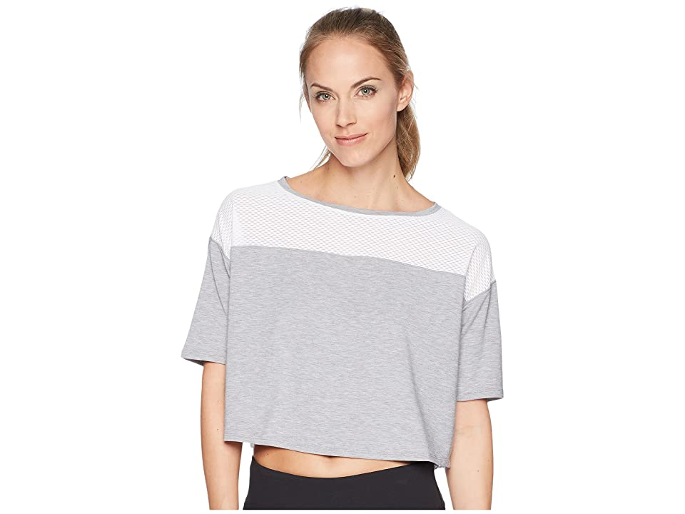 New Balance Determination Top (Athletic Grey) Women
