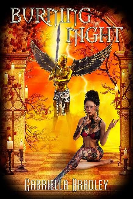 Burning Night (English Edition)