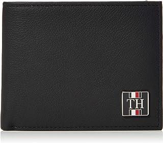 محفظة تومي هيلفجر سي سي ميني للرجال، اسود - AM0AM05850