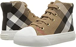 Burberry Kids - Belford Check Trainer (Toddler)