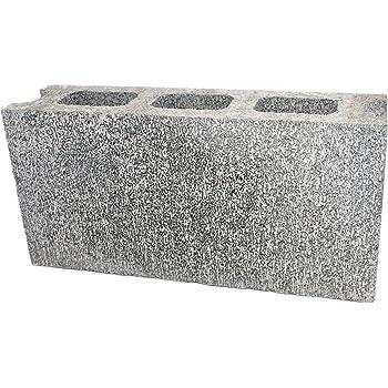 久保田セメント工業 コンクリートブロック 12cm キホン 2個入り 10120010(2P)