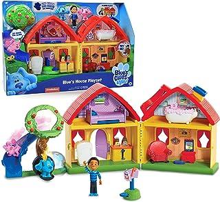 Blue's Clues & You! Blue's House Playset 13 pcs