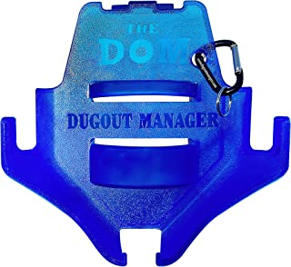 Dugout Organizer the DOM - Royal Blue