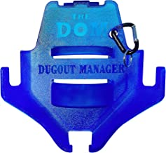 Dugout Organizer the DOM - Royal Blue