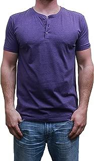 Men's Short-Sleeve Henley T-Shirt