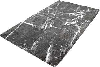 "Kleine Wolke ""Como"" Bath Rug, 70 x 120 cm, Platinum"