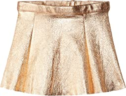 Metallic Skirt (Toddler/Little Kids)
