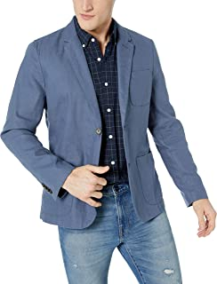 Amazon Brand - Goodthreads Men's Slim-Fit Linen Blazer