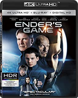 Ender's Game 4K Ultra HD