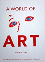 A World of Art (Custom Edition for University of Wisconsin - Oshkosh)