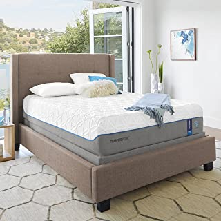 Tempur-PedicTEMPUR-CloudLuxe Breeze 13.5-Inch Extra-Soft Cooling Foam Mattress,