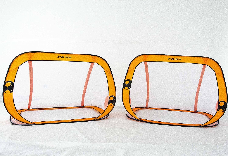 Pass 6x4 5x3 4x3 Popular popular Ft. Pop Portable Soccer Goals up Surprise price Fold-able