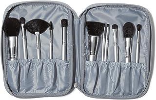 e.l.f., 19 Piece Brush Set, Soft, Synthetic, Lightweight, Versatile, Contours, Blends, Sculpts, Defines, Absorbent, Wet or...