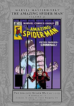 Marvel Masterworks: The Amazing Spider-Man Vol. 21