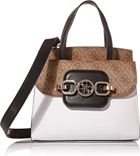 GUESS womens Hensely Mini Satchel MINI-BAGS