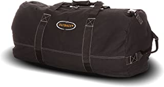 Heavyweight Cotton Canvas Outback Duffle Bag, Giant 48