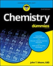 Chemistry For Dummies (For Dummies (Lifestyle)) PDF