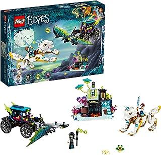 LEGO Elves Emily & Noctura's Showdown Building Kit (650 Piece), Multicolor