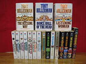 Joe Leaphorn and Jim Chee Mystery Series Complete Set