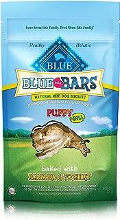 Blue Mini Bars Crunchy Dog Treats