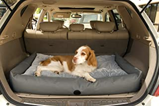 K & H Pet Luxury Travel SUV Cargo Bed, Grey