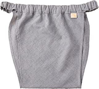 太陽パンツ(Men's) 紺無地(オーガニックコットン85%、麻15%)