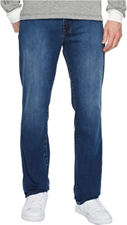 Agave Denim - Classic Fit Jean in Vintage Blue
