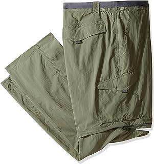 "Columbia Men's Big-Tall Silver Ridge Convertible Pants, Cypress, 42 x 32"""