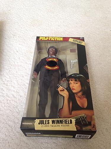 buen precio Pulp Fiction Jules Winnfield 13 Explicit Talking Talking Talking Figure by Pulp Fiction  forma única