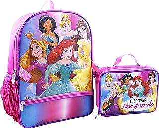 a0b02e4e3ec Amazon.com  Disney Princess - Backpacks   Lunch Boxes   Kids ...
