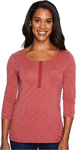 Trista 3/4 Sleeve Top