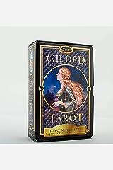 The Gilded Tarot (Book and Tarot Deck Set) Cards