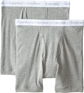 Calvin KleinメンズTall big-2パックコットンClassics Boxer Brief