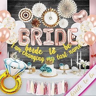 Best bridal shower party kit Reviews