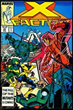 X-Factor #23 1988- Four Horsemen of the Apocalypse X-Men Movie VF