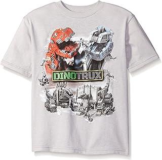 Dinotrux Boys' Short Sleeve T-Shirt