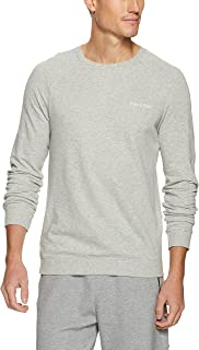 Calvin Klein Men's Heritage Body Sleep Long Sleeve Crewneck T-Shirt