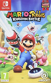 Mario & Rabbids: Kingdom Battle(eng/fr/it/ger/span) /switch