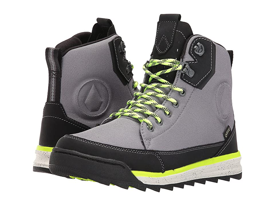 Volcom Roughington GTX Boot (Black Combo) Men