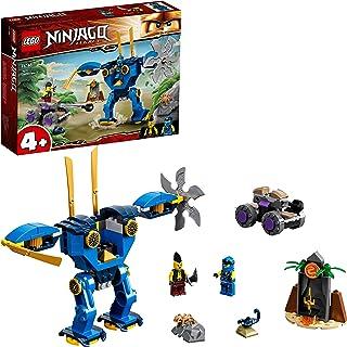 LEGO L'électrorobot de Jay