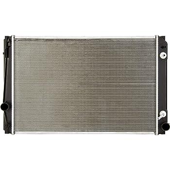 Spectra Premium CU539 Complete Radiator