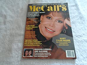 McCall's Magazine January 1986 (Mary Tyler Moore Cover)